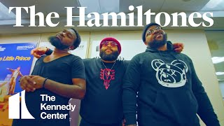 The Hamiltones at the Kennedy Center