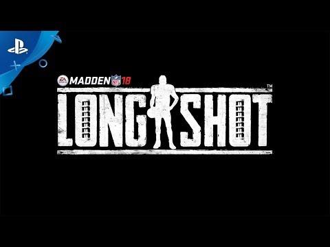 Madden 18 - Longshot - PS4 Reveal Trailer | E3 2017