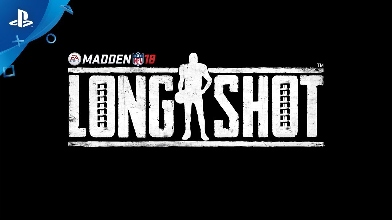 Image result for Madden 18 long shot