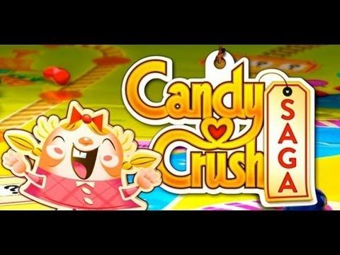 Vidas infinitas e desbloquear itens em Candy Crush Saga