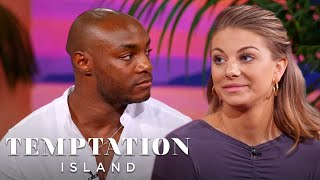 Erin Owns Up to Her Mistake with Shaq [REUNION] | Temptation Island | USA Network
