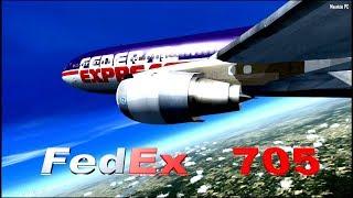 Batalla a 20 mil pies - Vuelo de Fedex en 1994 (Reconstrucción)