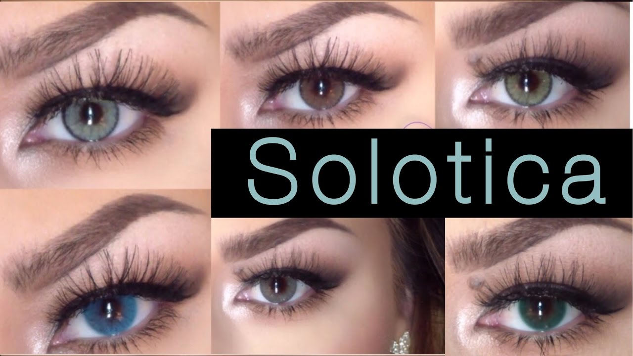 Solotica Collection New Opacity Youtube
