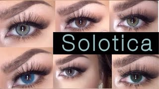 SOLOTICA Collection (NEW OPACITY)