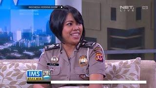 """Talk Show Tren Media Sosial Bripka Dewi Sri Mulyani """"Di Situ Saya Kadang Sedih"""" - IMS"""