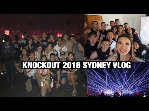 Knockout  2018 // VLOG