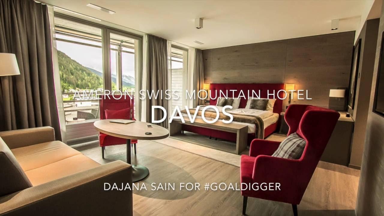 Ameron Swiss Mountain Hotel Davos - YouTube