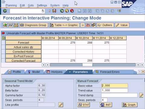 sap apo training video demand planning snp ppds youtube
