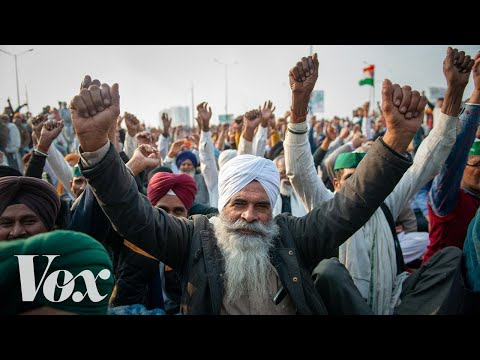 India's huge farmer protests, explained