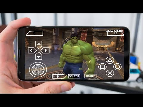 How To Download And Play Incredible Hulk Game In Android (2019)