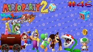 Mario Party 2 (Detonado) #46 - A maior bait