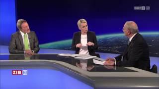 Böhmdorfer und Mayer über die Wahlanfechtung