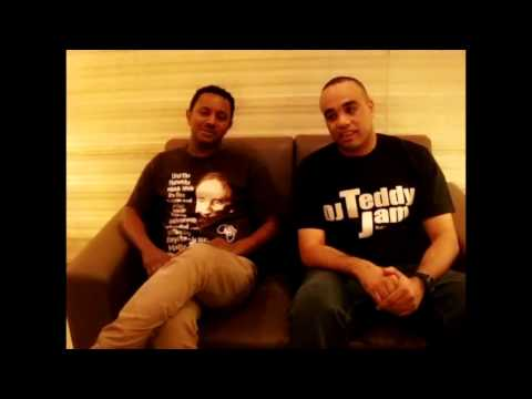 TEDDY AFRO SHOUT OUT TO SUDAN & DJ TEDDY JAM