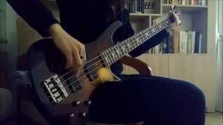 Maximum The Hormone - Maximum The Hormone Bass Cover
