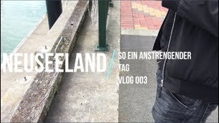 Work and Travel Neuseeland | So ein anstrengender Tag | VLOG 003