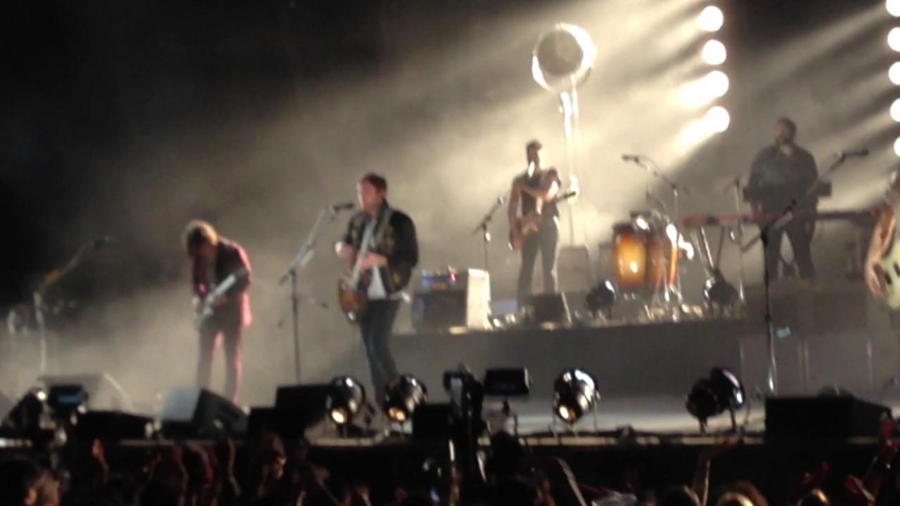 Kings Of Leon Toronto Aug 9 2017 Bud Stage