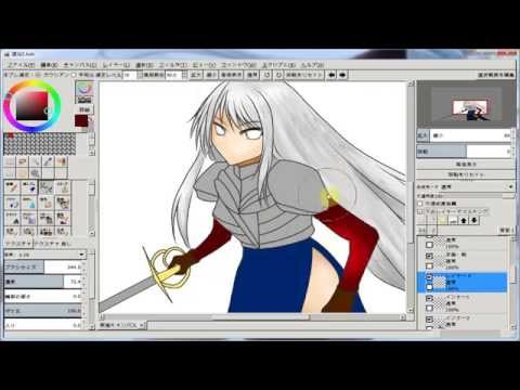 My Original Raster Graphics Editor Youtube