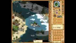 Герои меча и магии 4 Александр сценарий Битва с варварами