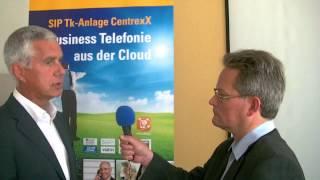 Cloud Computing TV im Gespräch mit Ulrich Petry, Deutsche Telefon Standard AG