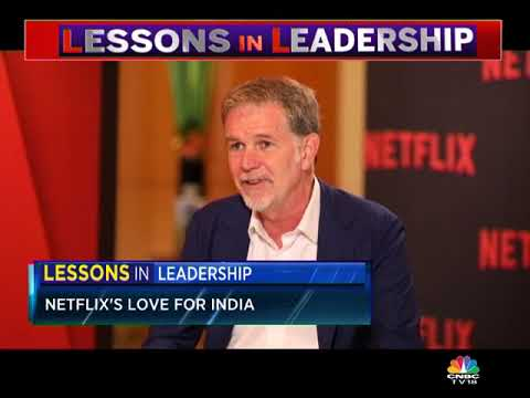 Lessons In Leadership With Reed Hastings Part 1
