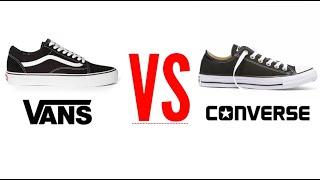 vans converse style
