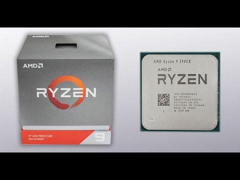 Ryzen 9 3900x On Cryptotab Browser