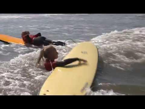 Social Flash Welkom op het water - Golfsurfen aan de Nederlandse kust - 16 sep 16 - 15:35