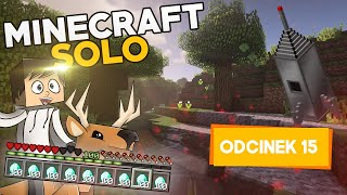 Minecraft SOLO #15 | LECIMY NA KSIEŻYC! | Sezon 2019 | SoloBox
