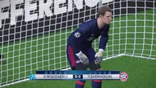 [PES 2017] Tirs aux Buts Finale Ligue des Champions OM/Bayern