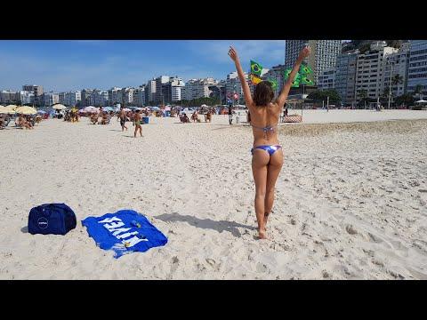 Brazil Travel Video (1080 FullHD) - Drone DJI Mavick Pro + Galaxy S9+