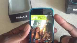 (T-Mobile 4G) Blu Life Play Official unboxing