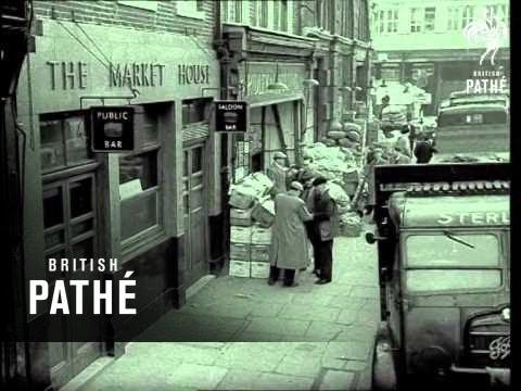 Various - Covent Garden (1950) - YouTube