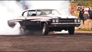 Мастерская FantomWorks - замена двигателя Chevrolet Chevelle SS 1969 Supercharged