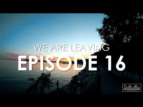 WE ARE LEAVING   EPISODE 16   VLOG   DISCOVER SPLIT PROJECT   ParaMeetsWorld
