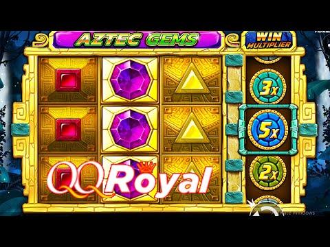 Main Slot Game Online Aztec Gems di Situs QQRoyal