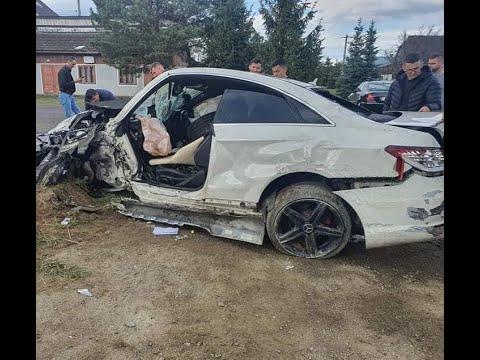 Un tânăr din Vicovu de Jos s-a urcat beat la volan și a făcut prăpăd