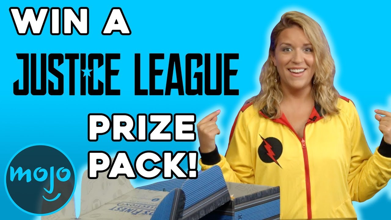 What's Up with WatchMojo Ep.2 - Win a Sweet Justice League Prize Pack!