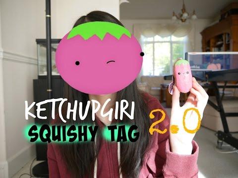 Squishy Tag Ketchupgiri : Animal Squishy Tag! #Squishmas Doovi