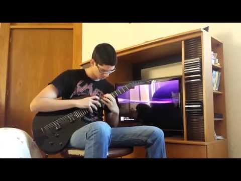 Gojira - From Mars (Guitar Cover)