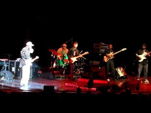 Buddy Guy 30th June 2016 Glasgow Royal Concert Hall