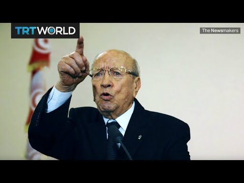 The Newsmakers: Tunisia's Amnesty Bill