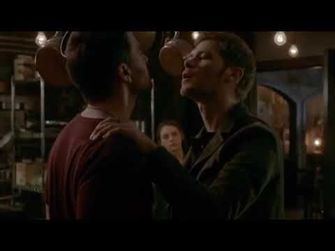 "The Originals 5×02 ""Seriously Dad"" Klaus And Hope Scene"