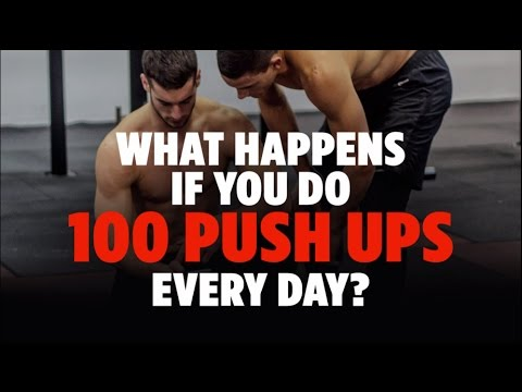 What Happens If You Do A 100 Push Ups Every Day