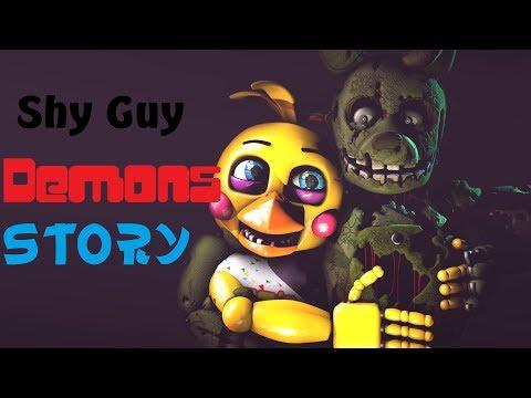 SFM FNAF  Demons  Shy Guy 3000 abo special
