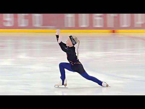 Соревнования по фигурному катанию на льду