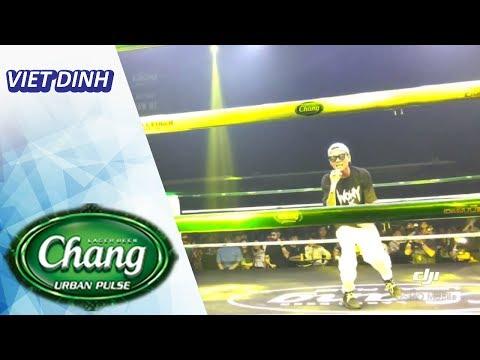 Chang Urban Pulse | Giao Lưu Muay Thái, Beatboxer, Rapper Wowy, Suboi