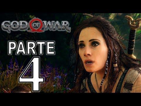 God of War | Gameplay en Español Latino | Parte 4 - No Comentado (PS4 Pro) [1080p 60FPS]