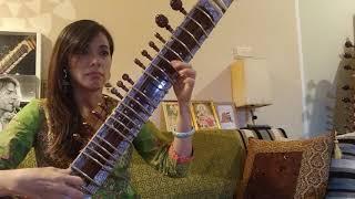 Puriya Dhanashree alap