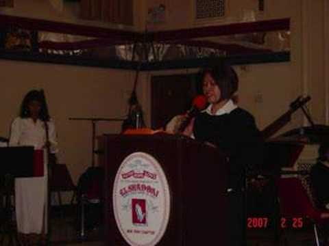 El Shaddai New York Chapter Life in the Spirit Seminar 2007
