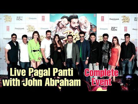 Tum Par Hain Hum Akte Song Launch   Pagal Panti   John Abraham, Urvashi Rautela Mp3